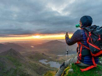 Andare in montagna -La giusta attrezzatura e non solo per l'escursionista.