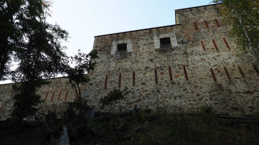 Testa Rimà e Fortificazioni - VALLE STURA