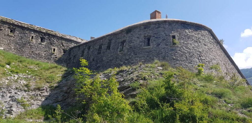Forte Bramafam e Caposaldo Bramafam