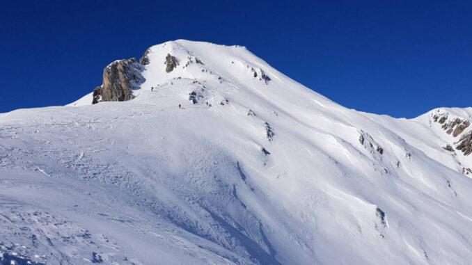 Rocca d'Orel - Scialpinismo - VALLE VERMENAGNA
