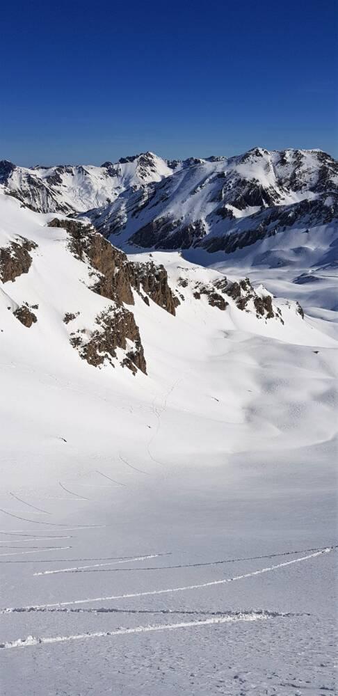 Rocca dei Tre Vescovi - Scialpinismo - VALLE STURA