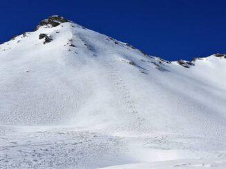 Rocca dei Tre Vescovi Scialpinismo