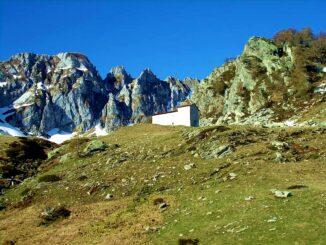 Escursione al rifugio Manolino - VALLE CASOTTO