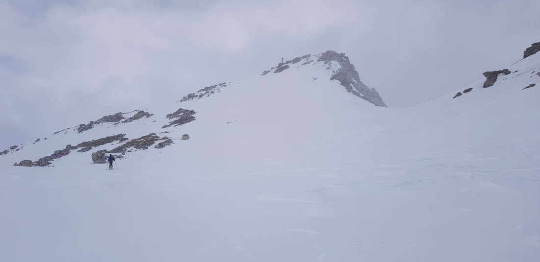Rocca La Marchisa da Acceglio - Scialpinismo - Valle Maira