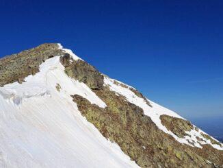 Cima del Lausetto - Scialpinismo - Valle Gesso