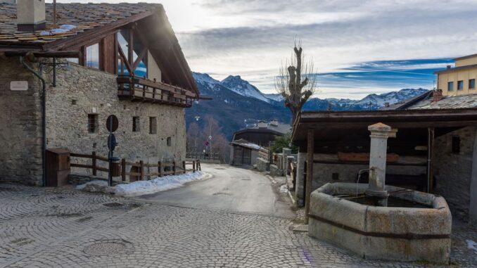 Il balcone delle Alpi: Sauze d'Oulx