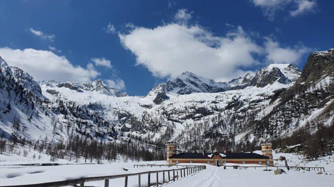 Rifugio Valasco: aperto domani e domenica