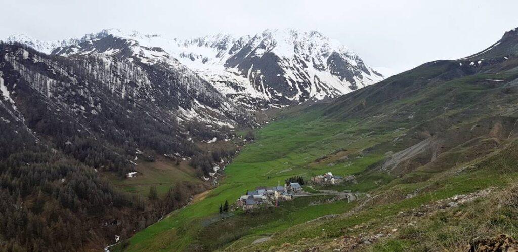 Ferrere con la pioggia - Escursione - Valle Stura