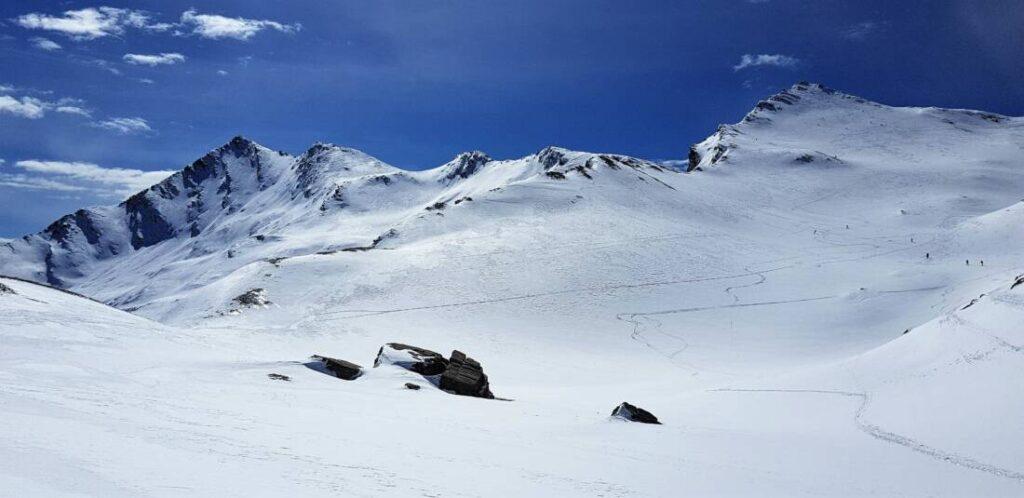 Cima senza nome e Pic Brusalana - Scialpinismo - Valle Varaita