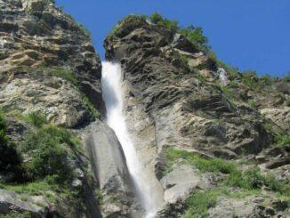 Le Grandi cascate della Novalesa