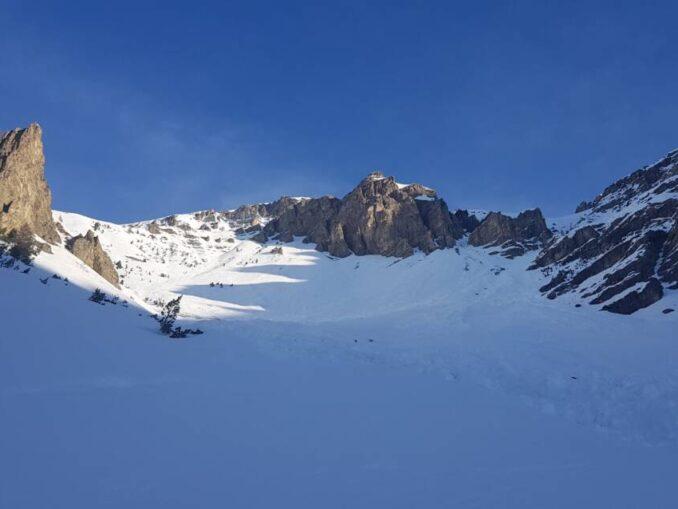 Monte Oserot da Bersezio - Scialpinismo - VALLE STURA