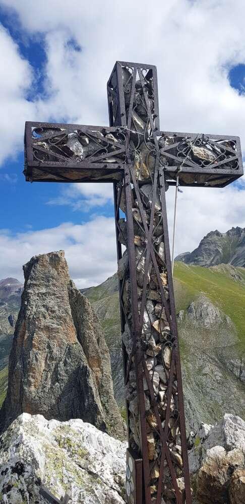 Rocca Croce Provenzale - Via Normale - Valle Maira