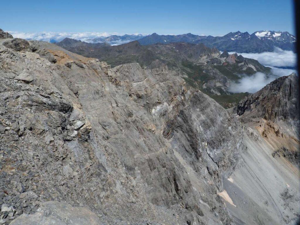 Rocca Bernauda per cresta nord e Cima 2343