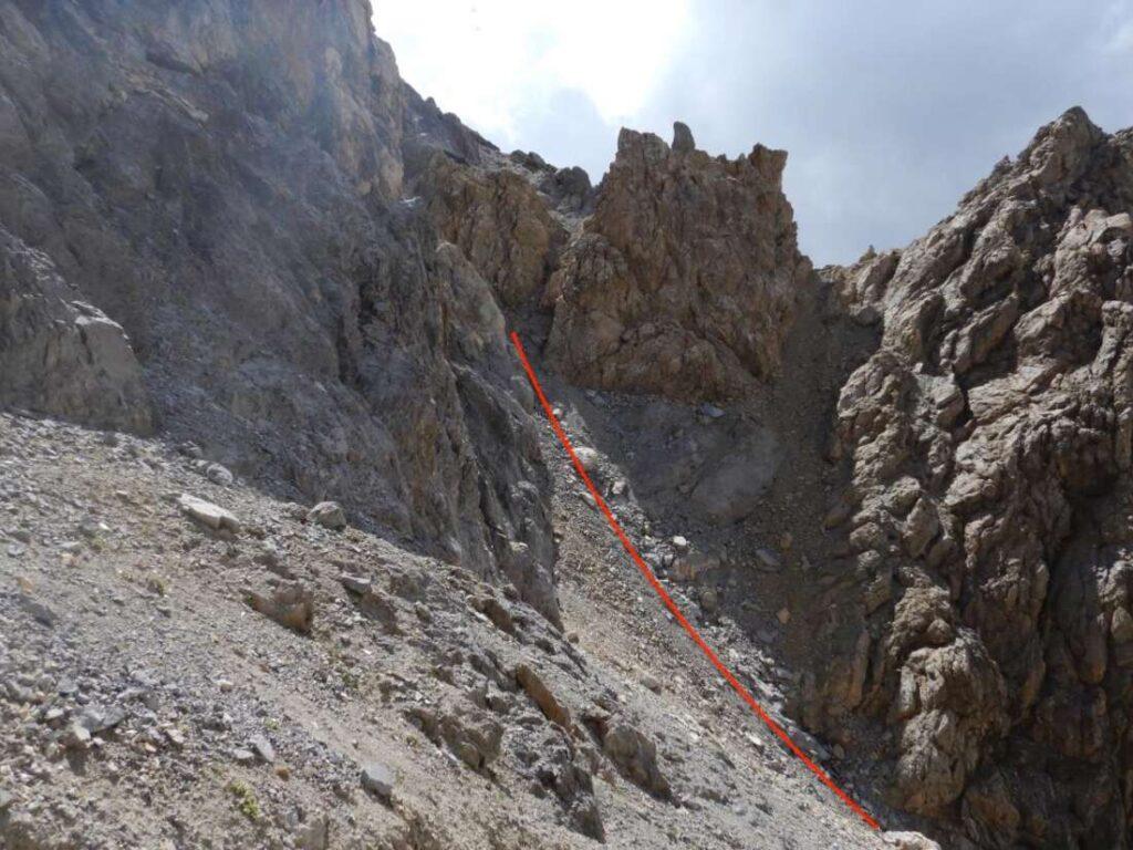 Escursione alla Rocca Bianca - Valle Maira