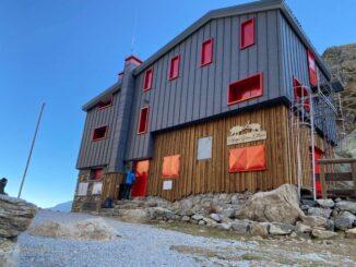 Situazione rifugi nel Parco delle Alpi Marittime e del Marguareis