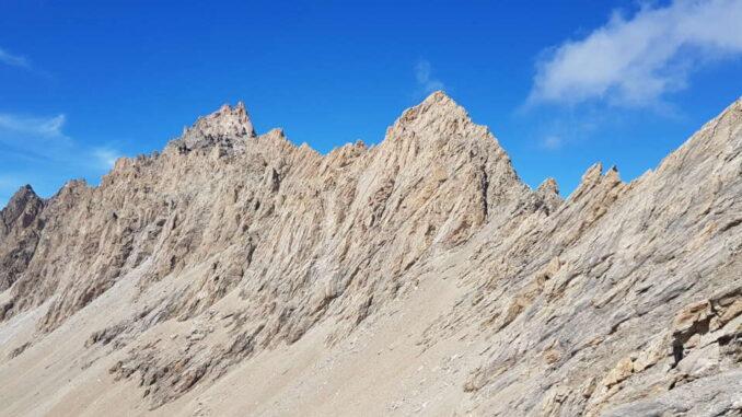 Aiguille de Chambeyron - Via Normale - Valle Maira